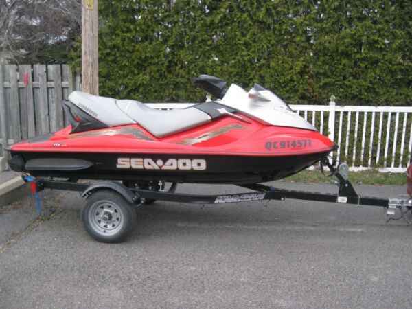 Used 2003 Bombardier GTX SuperCharged