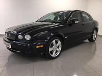 2010 Jaguar X-Type 2.0 D SE Saloon 4dr Diesel Manual (149 g/km, 128 bhp)
