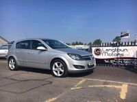 Vauxhall Astra Sri full mot comes with warranty low miles