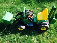 John Deere Ride On Toy