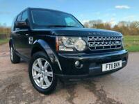 Land Rover Discovery 4 3.0 SDV6 4X4 Auto XS 7 Seats