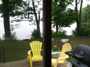 2 Bedroom Cottage near Bobcaygeon on Pigeon Lake