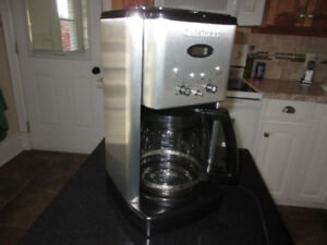 NEW PRICE!!!  Cuisinart Coffee Perk