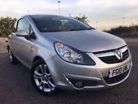Corsa 2010 mot 23/04/17 1.2 petrol cheep insurance