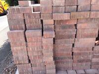 Brick pavers for driveway