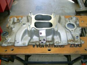 Small block Chev intake used