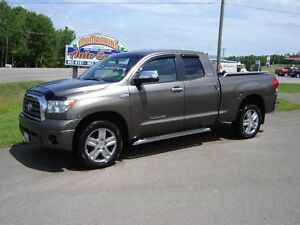 2007 TOYOTA TUNDRA***LIMITED***HEATED LEATHER***4X4***
