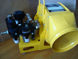 Confined Space Blower - Pneumatic