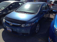 2009 Honda Civic SPORT | WE FINANCE ALL CREDIT | Sedan