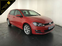 2013 63 VOLKSWAGEN GOLF GT BLUEMOTION TDI DIESEL 1 OWNER SERVICE HISTORY FINANCE