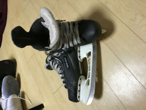 Bauer Youth Ice Skates