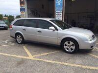 Vauxhall vectra estate, 2004, 2.0 turbo diesel,