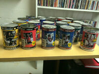Pinnacle Inside Cans & Misc sports cards
