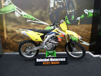 Suzuki RMZ 450 motocross bike Very clean example must see