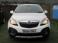 2014 Vauxhall Mokka 1.6 i VVT 16v Tech Line 5dr (start/stop)