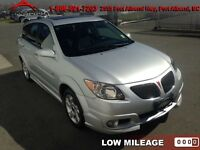 2006 Pontiac Vibe Base   -  fog lights - Low Mileage