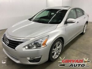 Nissan Altima SL V6 3.5 Cuir Toit Ouvrant MAGS 2013