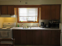 large clean 2 bedroom apt available May 15th, $820+ HH