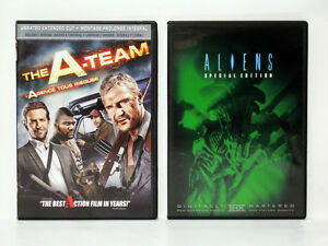 Special Edition DVD Movies - Alphabetical Listing