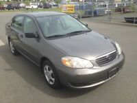 2006 Toyota Corolla    - $127.77 b/w*  - Low Mileage