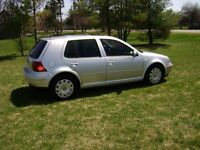 2002 VW Golf TDI