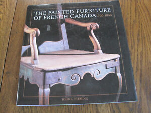 The Painted Furniture of French Canada Kitchener / Waterloo Kitchener Area image 1