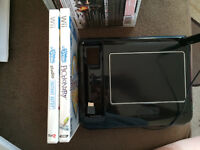 Wii uDraw and 2 games