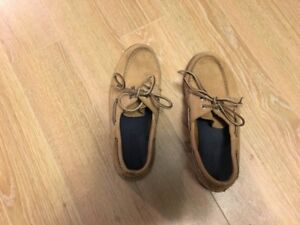 Boys Size 5 Sperry Boat/Deck Shoes