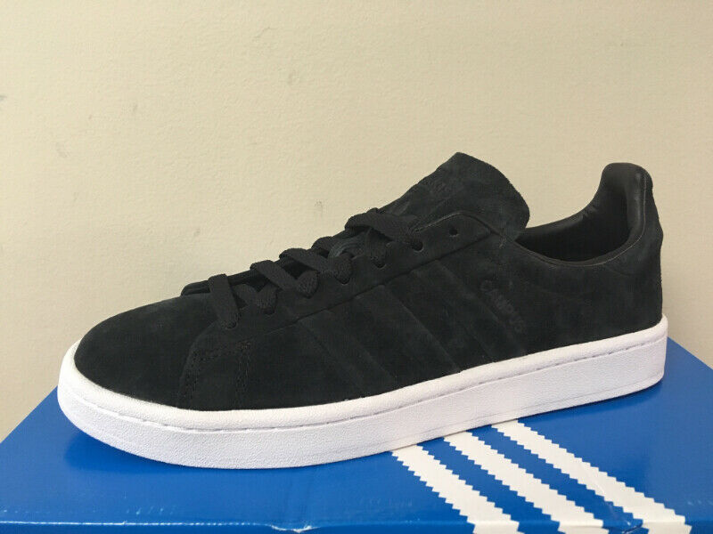 huge selection of 2d3a4 ee0cf Black Adidas Campus Sneaker - Size 9 US Men s.  50.00. Posted 6 days ago.  Mississauga, ON L4W 4K4(View Map). Favourite. Listing item. Listing item