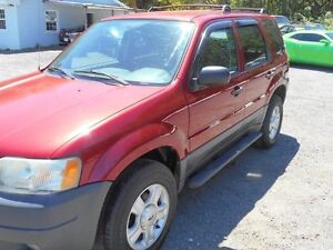 2004 Ford Escape Hatchback