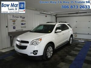 2012 Chevrolet Equinox 2LT   - Certified