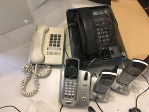 landline phones and trolley make an offer