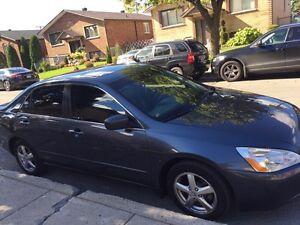 Honda Accord 2005 V4 A vendre