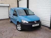 2012 12 Volkswagen Caddy Maxi 1.6TDI C20 BlueMotion **Service History **NO VAT