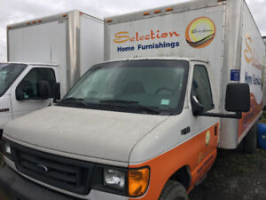 2005 FORD E-SERIES  VAN FOR SALE
