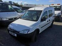 VAUXHALL COMBO 2000 CDTI CRC, White, Manual, Diesel, 2011