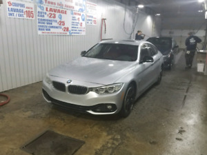 632$tx in.  7 months left - 2016 BMW 428x Drive Gran Coupe