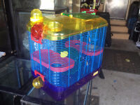 Low Low Priced Hamster and Small Critter habitats