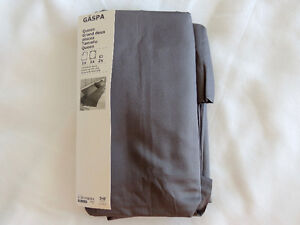 GASPA Queen Flat Sheet ONLY (Grey) from IKEA