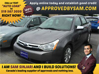 """Ford Focus - BAD CREDIT - TEXT """"AUTO LOAN"""" TO 519 567 3020"""