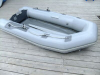 Achilles LSI  11  FT  Hypalon inflatable Sport / Fishing  boath