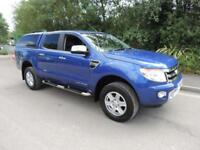 Ford Ranger Limited 4x4 Dcb Tdci DIESEL AUTOMATIC 2015/65