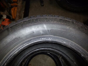$300 WINTER TIRES 15 INCH London Ontario image 2