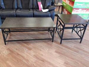 *** USED *** ASHLEY TIPPLEY COFFEE/END TABLES   S/N:51200089   #STORE943