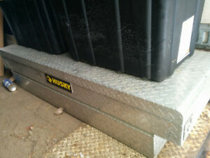 Checker Plate Truck Bed Box