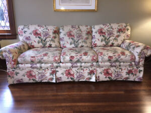 Barrymore sofa and loveseat circa 2000