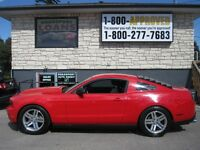 2012 Ford Mustang 6 SPD BAD CRED OK APPLY NOW $29 DN 2 PAY STUBS