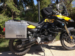 BMW F800 GS Dual sport, Enduro, Adventure bike