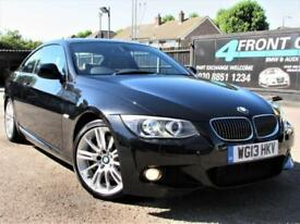 2013 BMW 3 SERIES 335I M SPORT AUTOMATIC COUPE PETROL COUPE PETROL