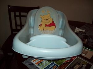 Winnie the pool infant/toddler bathtub